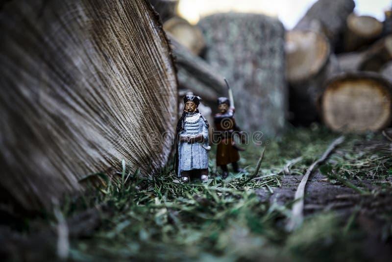 ridders stock afbeeldingen
