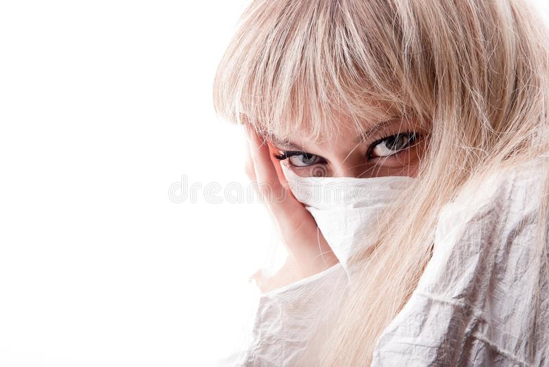 Download Riddle stock image. Image of mysterious, blonde, islam - 22793965