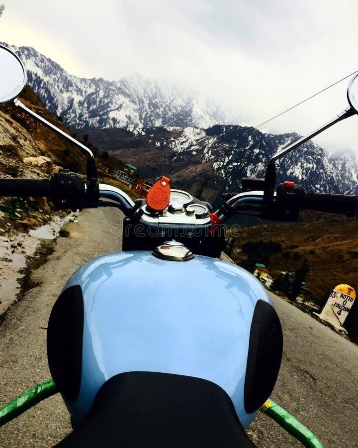 Ride to heaven stock photos