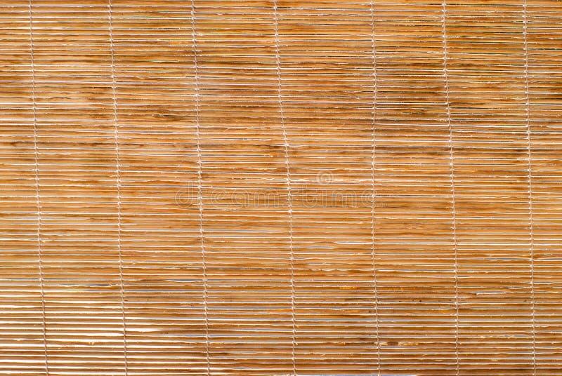 rideau en bambou photo stock image du abat jour brun. Black Bedroom Furniture Sets. Home Design Ideas