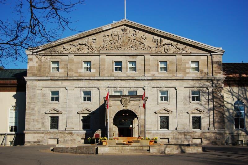 Rideau Hall in Ottawa, Canada royalty-vrije stock afbeelding