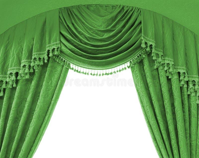 rideaux de luxe photo stock image du home fantaisie 2119268. Black Bedroom Furniture Sets. Home Design Ideas