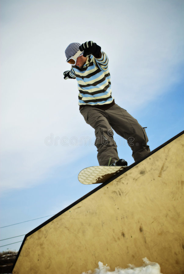 Rider royalty free stock photography