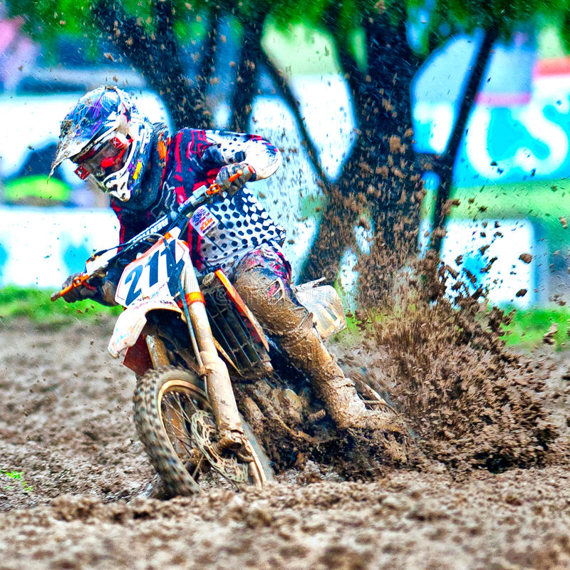 Download Rider At Dementor Cup Championship Editorial Stock Image - Image: 24965564