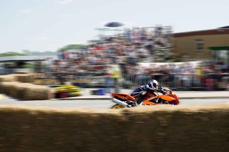 Download Rider In Motorcycle Race Royalty Free Stock Images - Image: 25067289