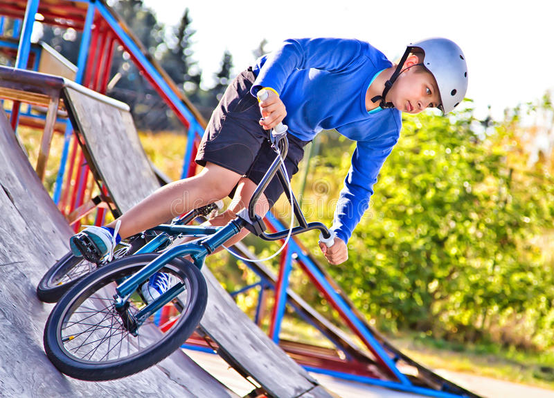 Download Rider in the skatepark stock image. Image of skatepark - 29168793