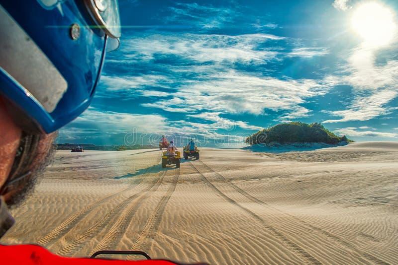 Rider View - Natal - Rio Grande do Norte . Brazil | Rubem Sousa . Fora the Box®. Natal - Rio Grande do Norte . Brazil stock photo