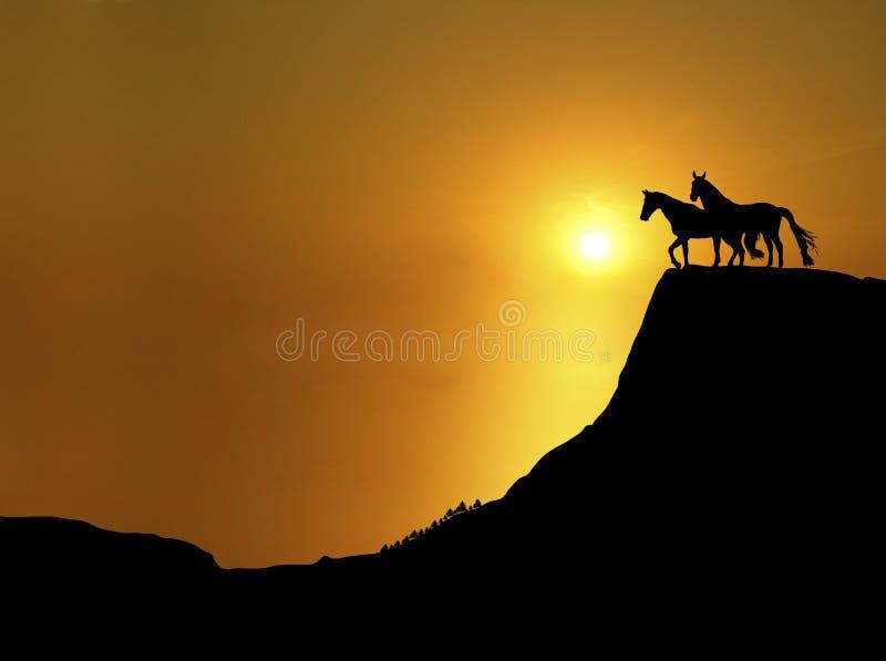 ridge 3 słońca obrazy royalty free