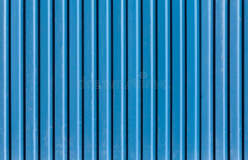 ridged texturvägg för metall royaltyfri fotografi