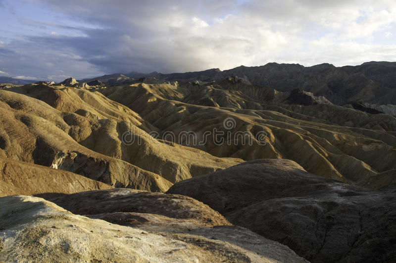 Ridges stock images