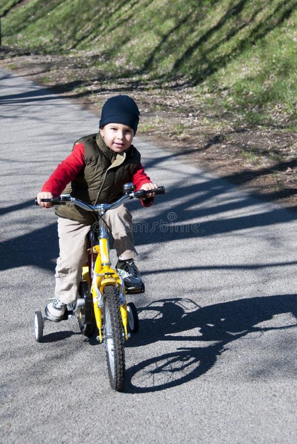 Free Riding Bike Royalty Free Stock Photos - 13652268