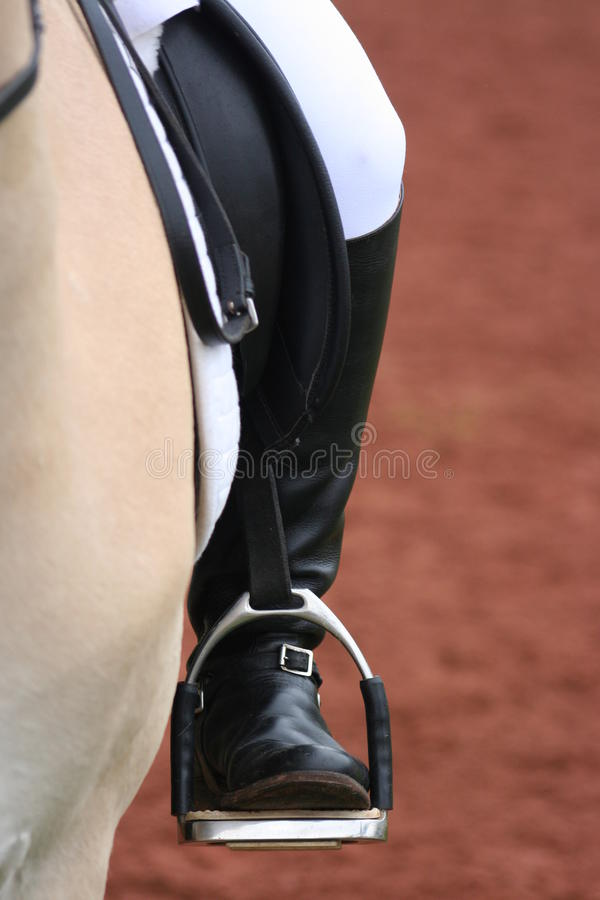 Download Riding Boot stock photo. Image of tallboot, riding, stirrup - 15462748