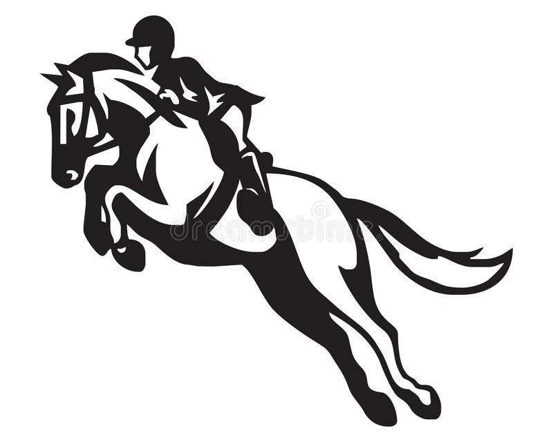 riding horse logo good your company 66690985