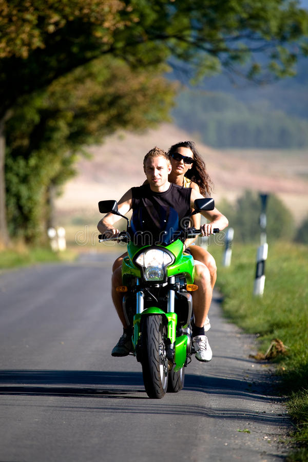 Download Riding the motorcycle stock photo. Image of human, summer - 11319908