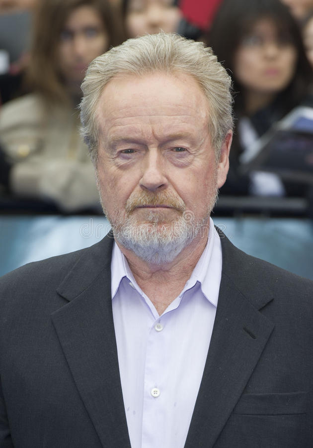 Ridley Scott fotos de stock royalty free