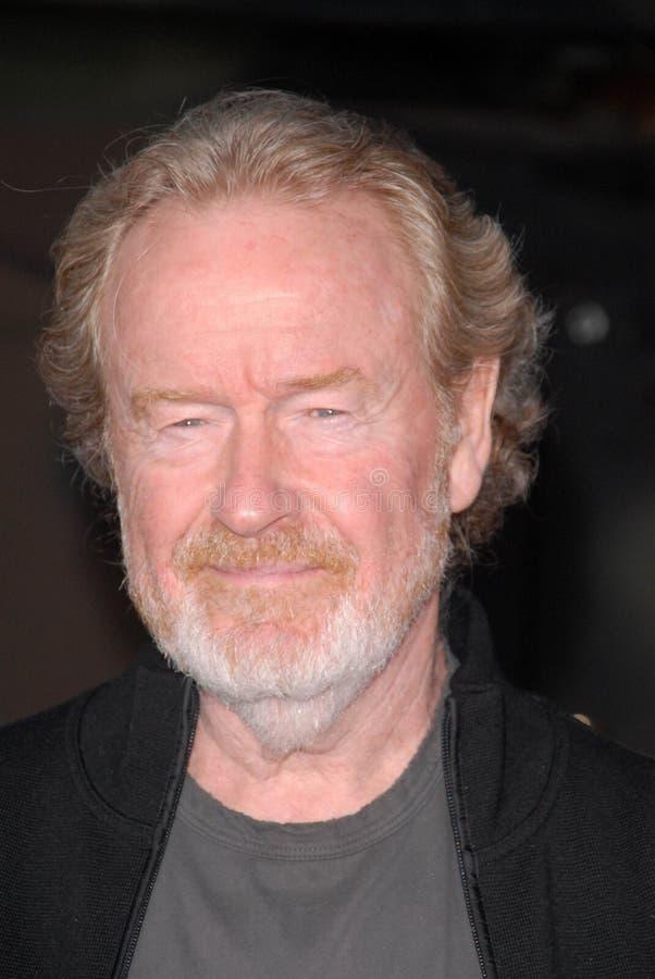 Ridley Scott imagem de stock royalty free