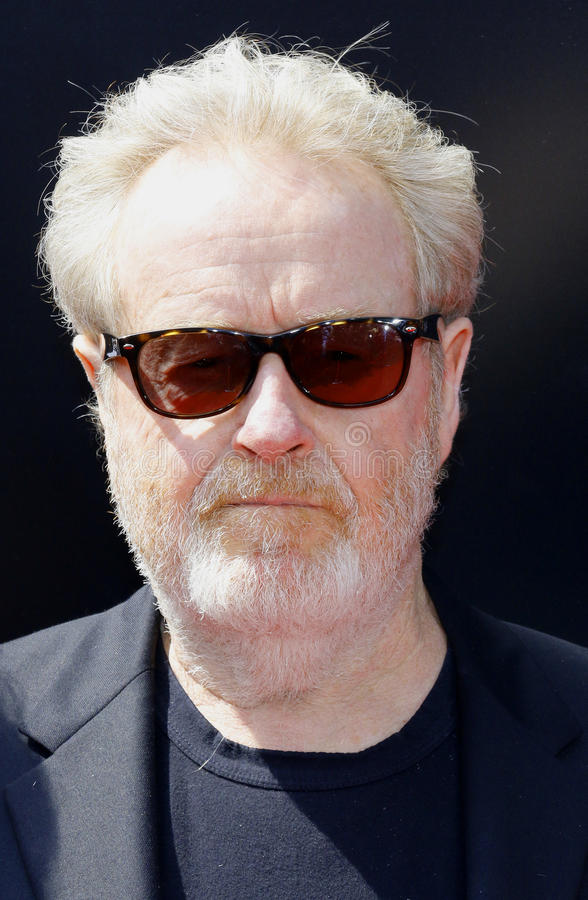 Ridley Scott stock images