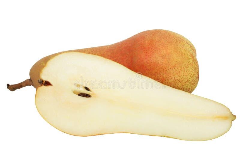 Riduca la pera. immagini stock libere da diritti