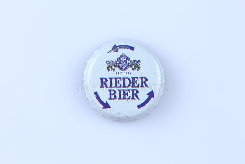 Rieder piwo obraz stock