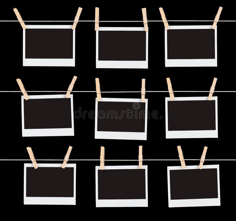 Riempia gli spazii in bianco II fotografia stock