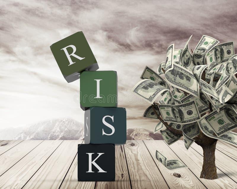 riesgo imágenes de archivo libres de regalías