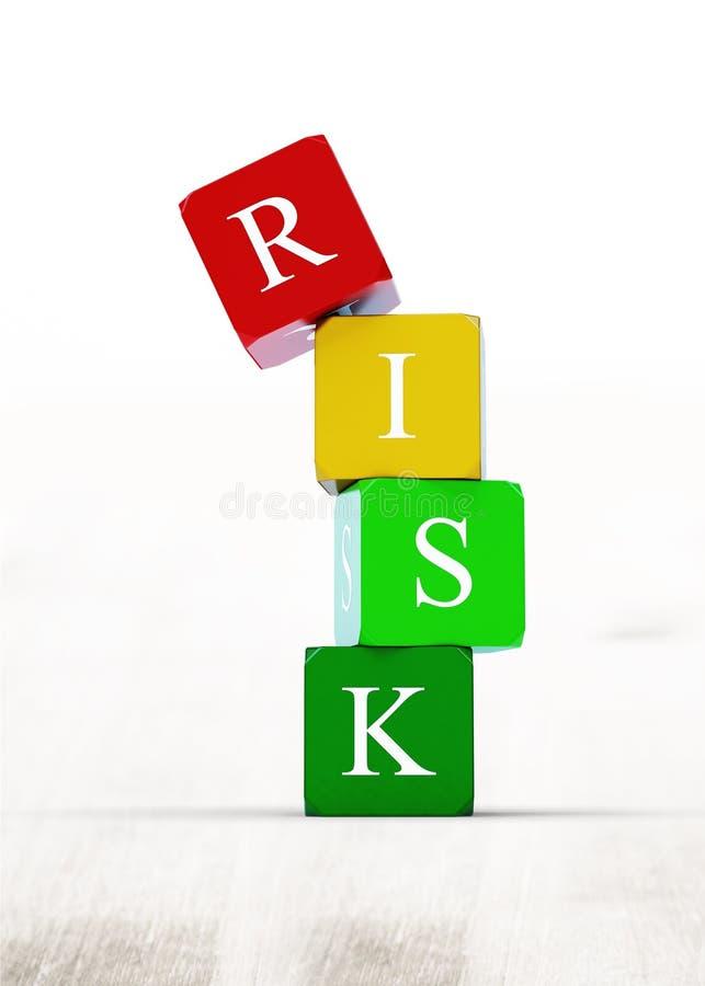 riesgo foto de archivo libre de regalías