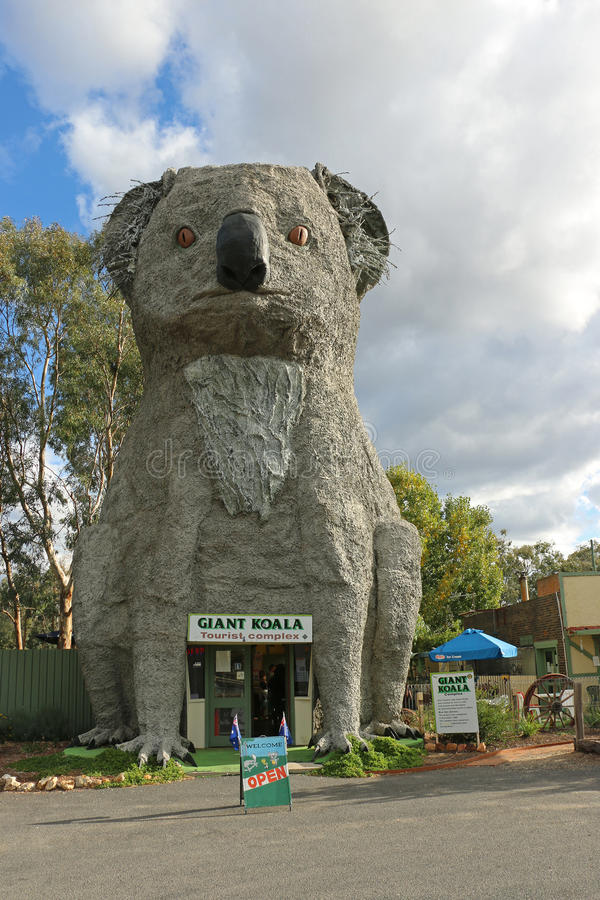 Riesige Koala (1989) Ist 14 Meter Hoch Und Wiegt 12 Tonnen Es Wird ...