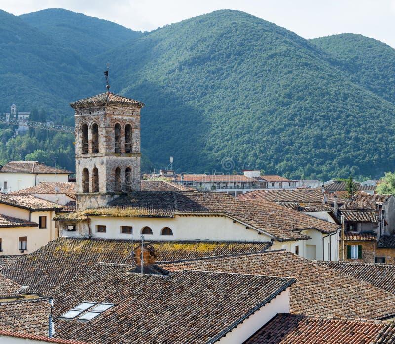 Rieti (Włochy) obrazy stock