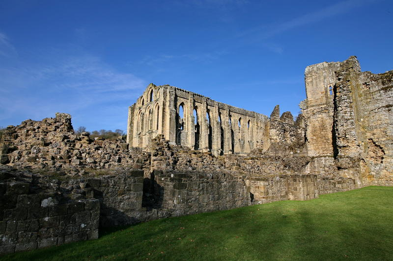 Download Rievaulx Abbey stock image. Image of england, historic - 23950337
