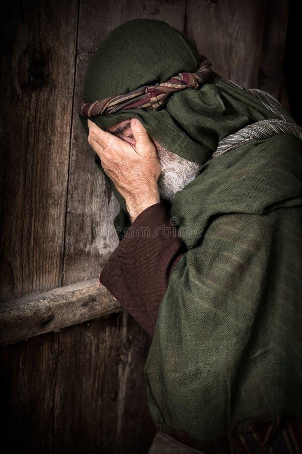 Rifiuto del ` s di Peter di Gesù fotografie stock