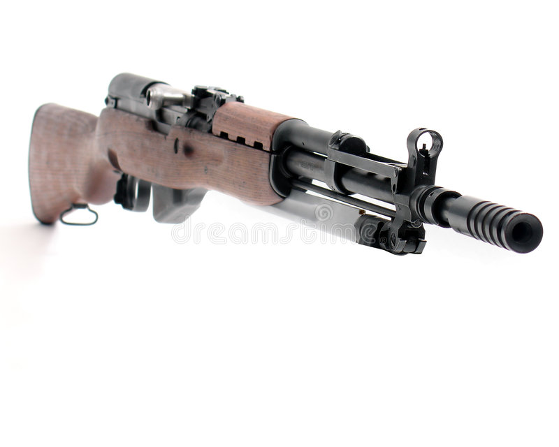 Rifle 5 stock photos