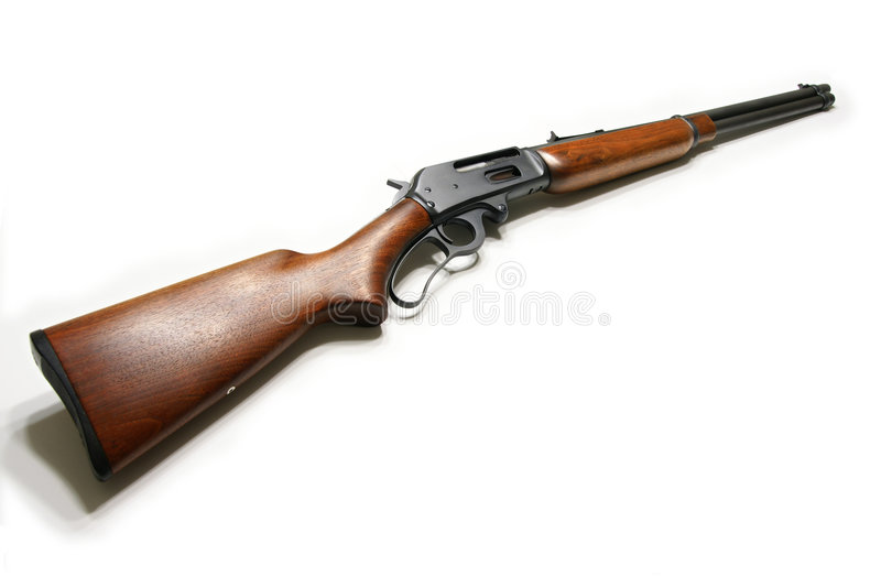 Download Rifle stock image. Image of black, arms, precision, image - 8440989