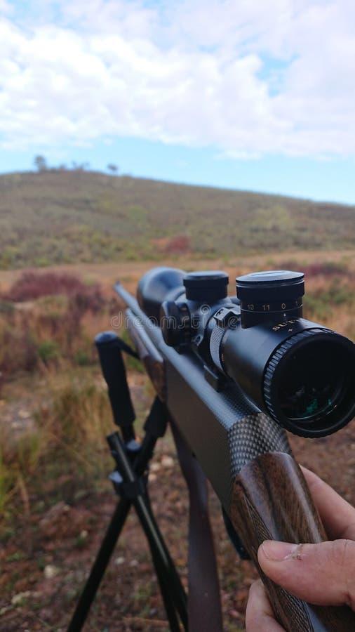 Rifle stock photography