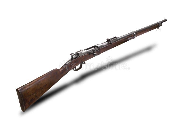 Rifle de infantería alemán Gewehr 98 fotos de archivo
