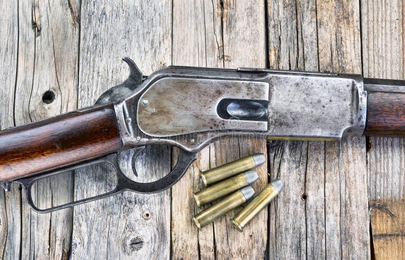 Rifle 1876 de la antigüedad fotos de archivo