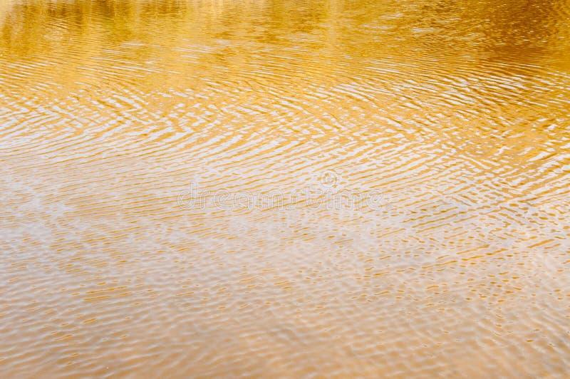 Riflessione nell'acqua fotografie stock