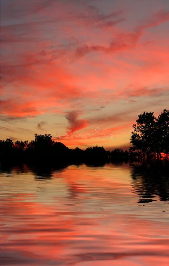 Download Riflessioni pastelli immagine stock. Immagine di pastello - 205201