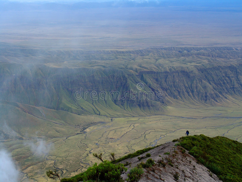 Rift Valley arkivbild