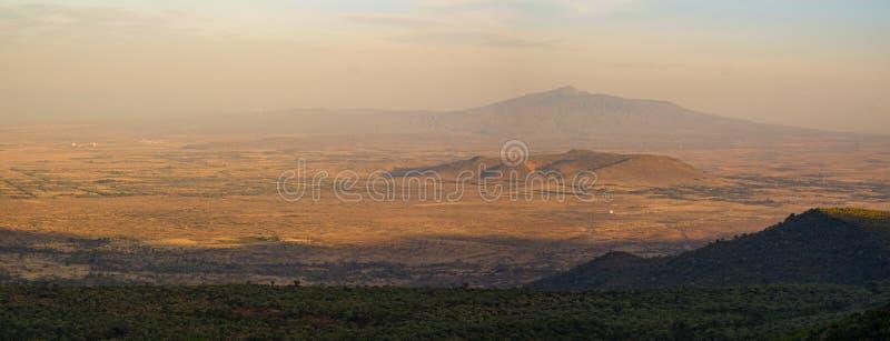Rift Valley fotografia de stock