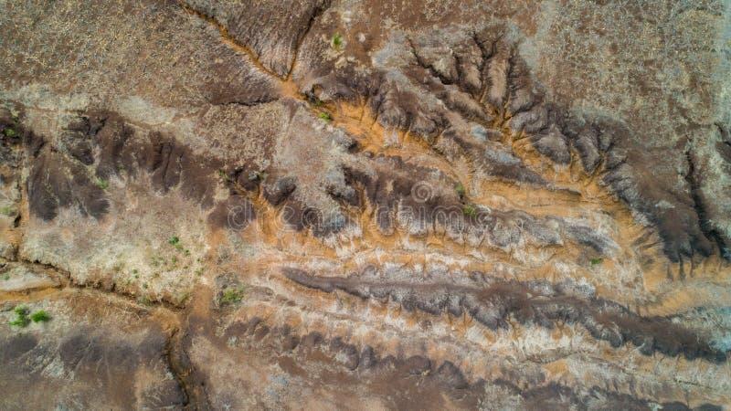 Rift Valley geografico della caratteristica, Tanzania immagine stock libera da diritti