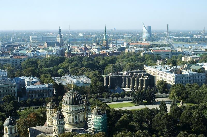 Riga lizenzfreie stockbilder