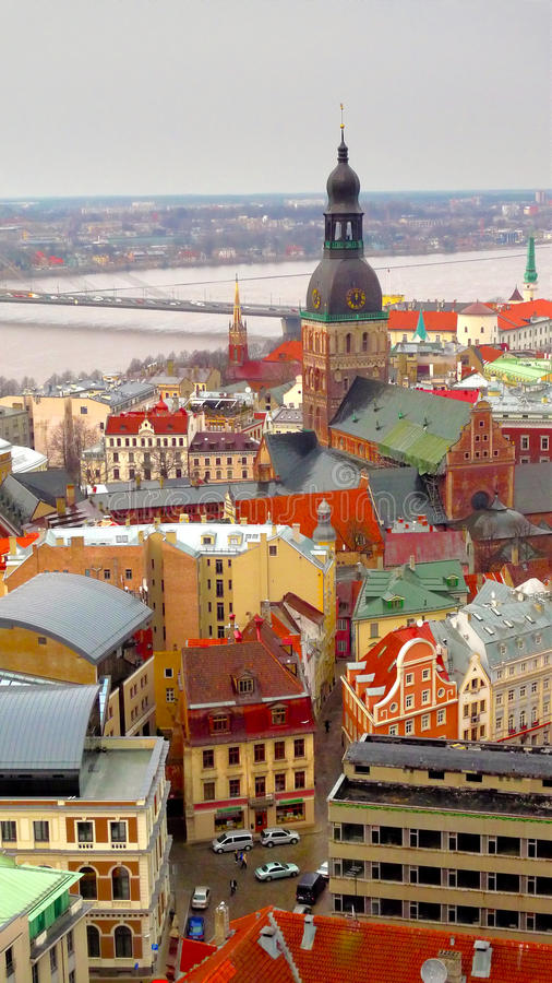 Riga imagem de stock royalty free