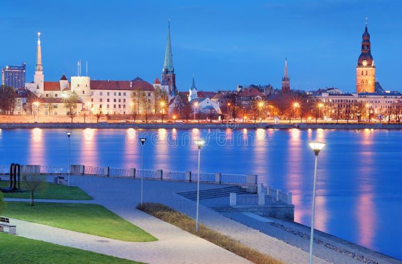 Riga. lizenzfreie stockfotos