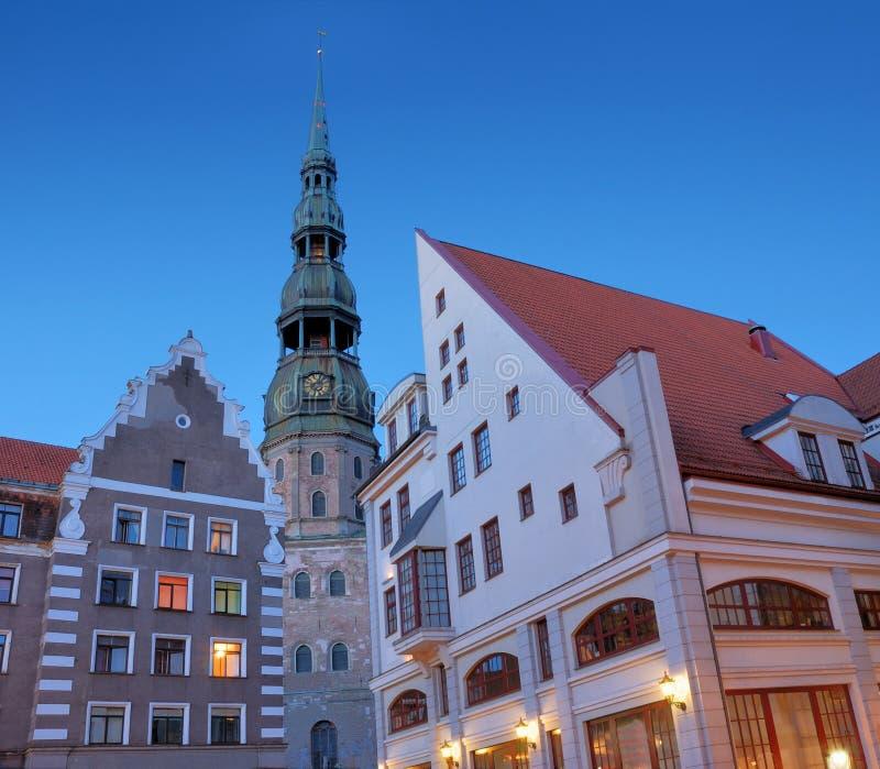 Riga. lizenzfreies stockfoto