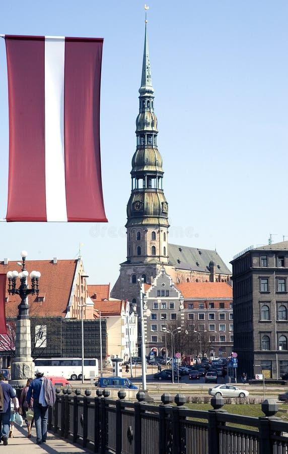 Riga fotografía de archivo