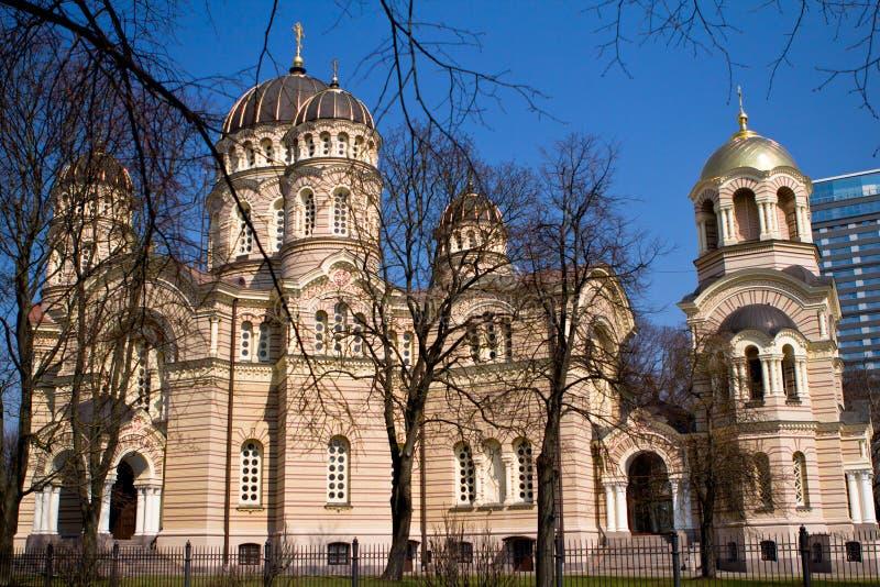 Riga royalty-vrije stock afbeeldingen