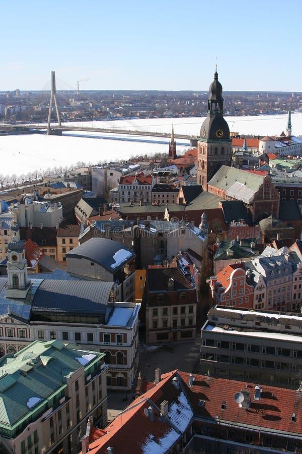 Riga royalty-vrije stock foto