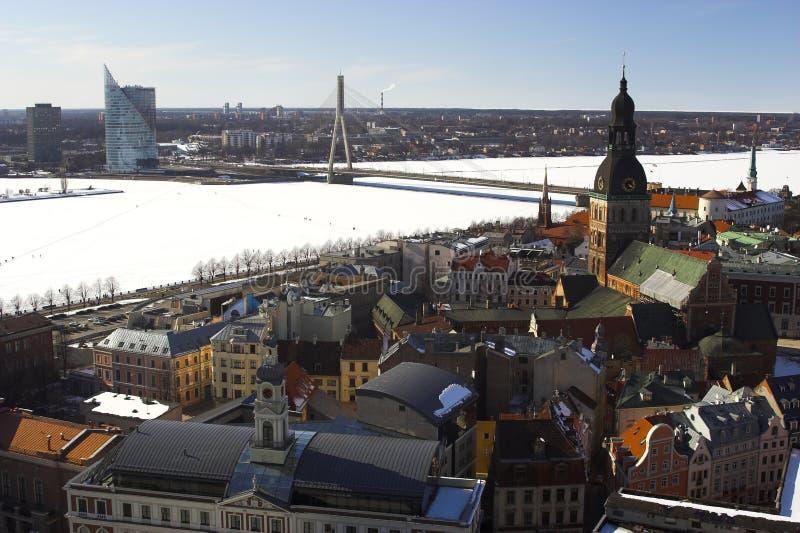 Riga photos libres de droits