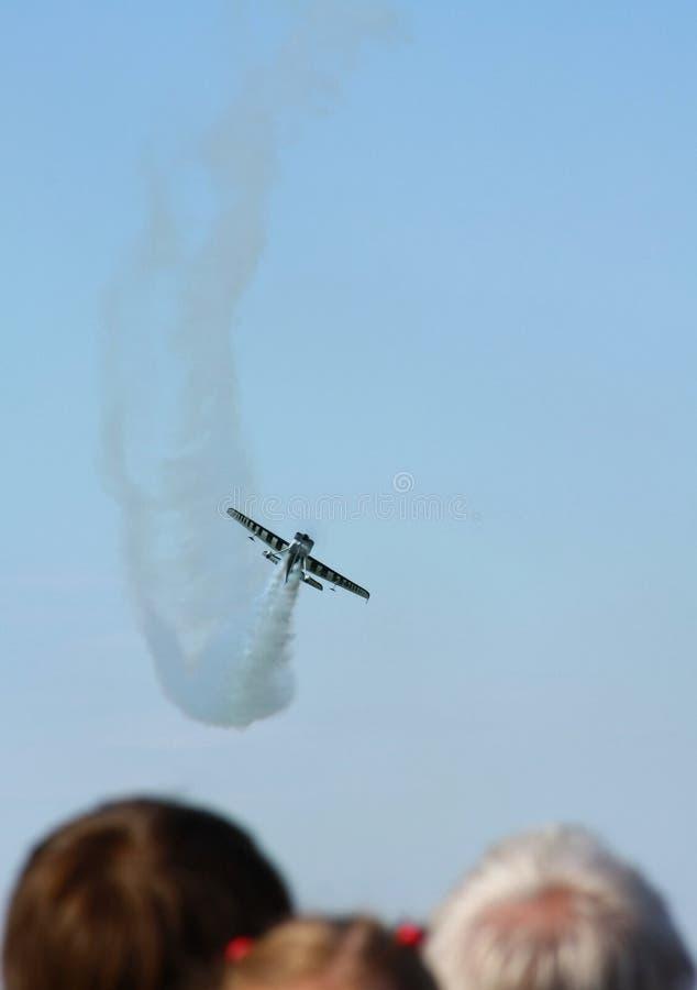 Riga aviation festival 2013 royalty free stock images