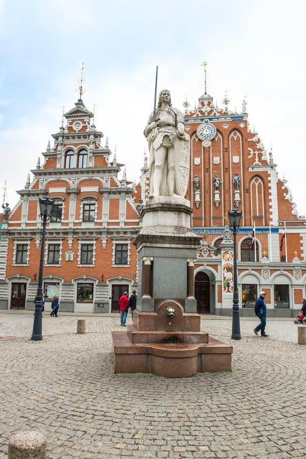 Riga - Camera e Roland di comedoni immagini stock libere da diritti